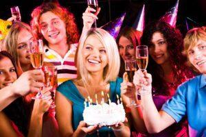 Birthday Party Venues