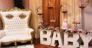 baby shower venues in Houston
